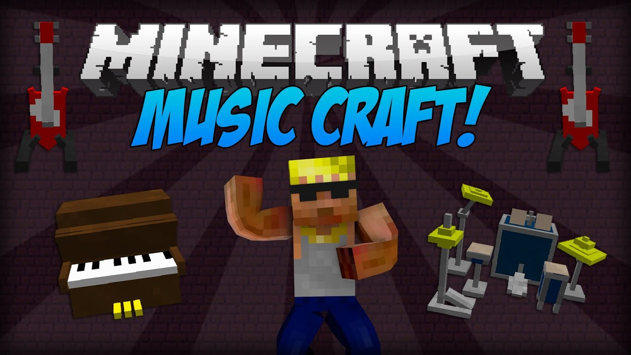Music Craft Mod