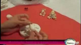 Porcelana Fría - Creacion de Bebé