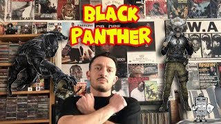 Kendrick Lamar, Various Artists - Black Panther Album Review