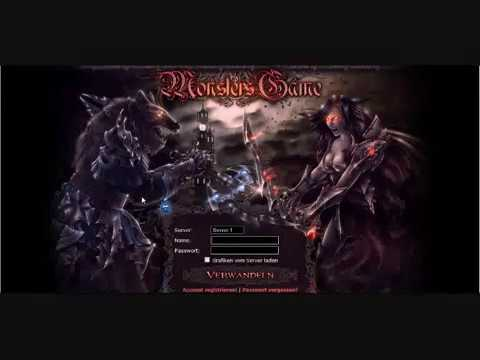 Vampire Vs Werewolf Games