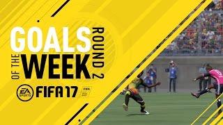 Лучшие голы второй недели в FIFA 17