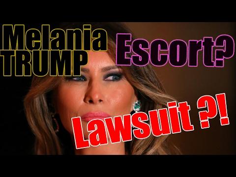 Melania Trump Files Lawsuit Over Prostitution Allegation