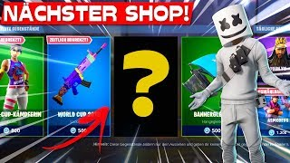 This rare skin comes straight to the shop... | Fortnite (26.07)