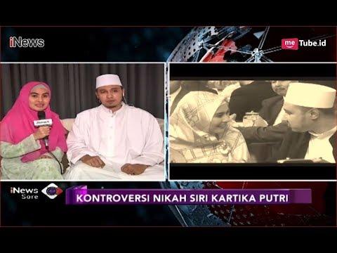 Tidak Mungkin! Kartika Putri dan Habib Usman Bantah Nikah Siri - iNews Sore 12/09