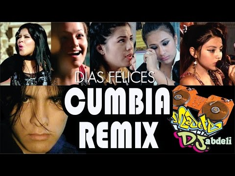 VIDEO: CUMBIA REMIX , LERIDA , CORAZON SERRANO , PURO SENTIMIENTO