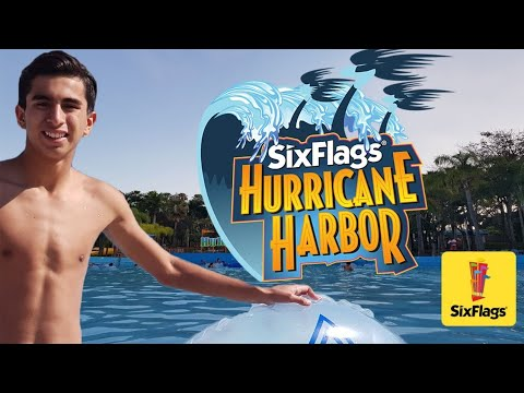 Six Flags Hurricane Harbor Oaxtepec //Gerald el Crack
