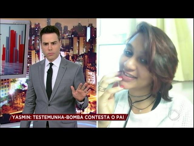 Caso Yasmin: desaparecida teria engravidado do filho da madrasta