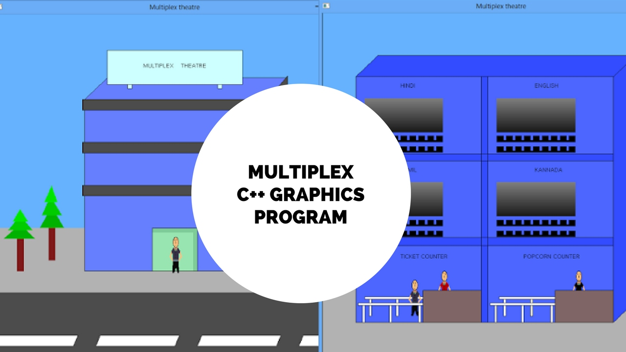 Multiplex Opengl Projects C++ computer graphics Program