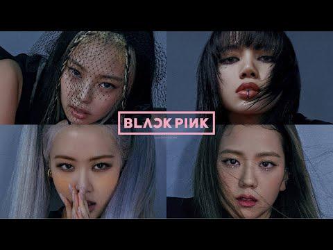 BLACKPINK - 'How You Like That'  Concept Teaser Compilation (All 4 members) [TEASER 모음]