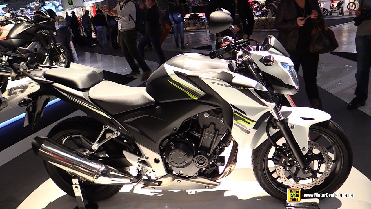 2015 honda cb500f walkaround 2014 eicma milan motorcycle exhibition youtube