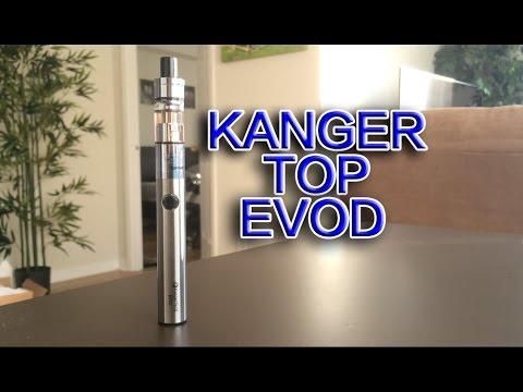 Kangertech Top Evod | 2016 Starter Kit For $11.99
