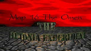 Complex Doom + Plutonia Experiment (Final Doom) Прохождение - Map 16: The Omen (Общага пулеметчиков)