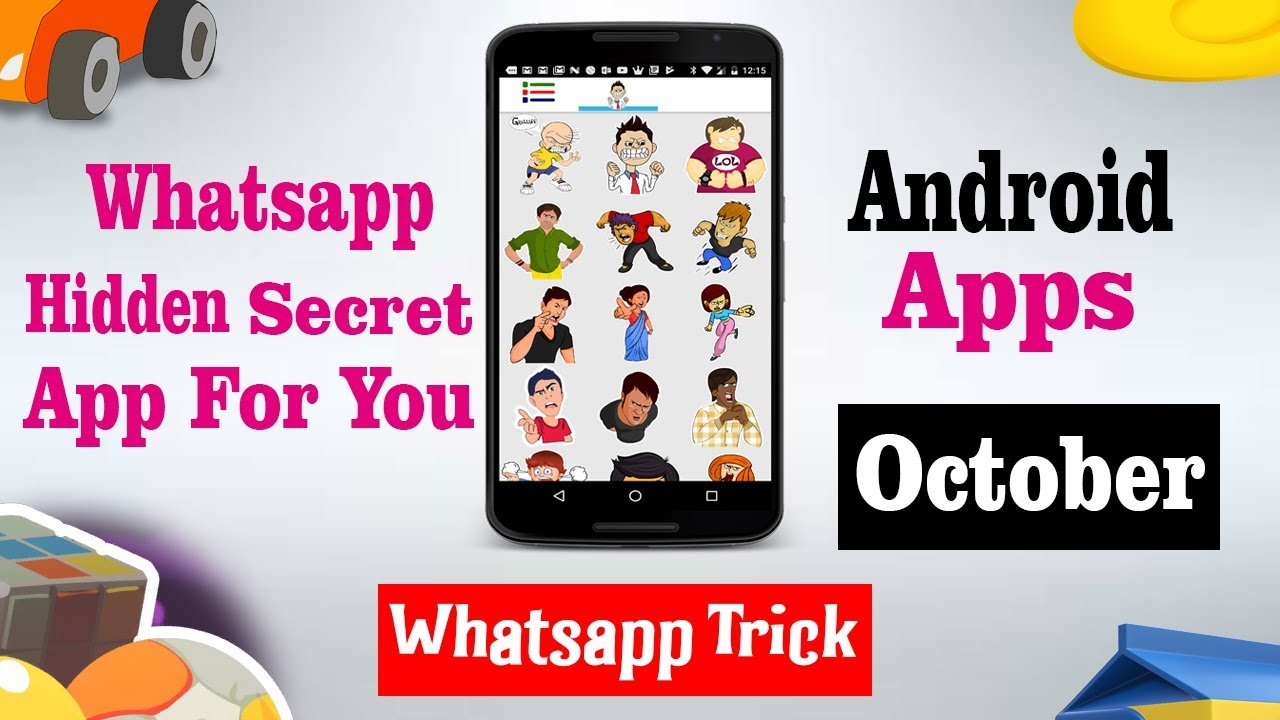 WOW ! Amazing Whatsapp Secret App For Android 2018