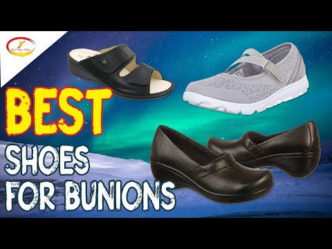 Best Shoes for Bunions to Buy in 2020