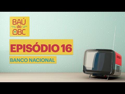 Baú do ABC 016 - Banco Nacional