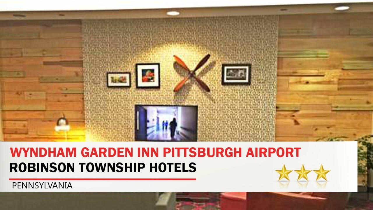 Wyndham Garden Inn Pittsburgh Airport Robinson Township Hotels Pennsylvania Youtube