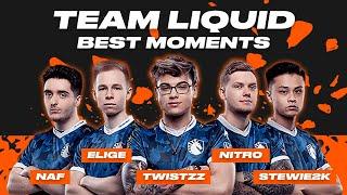 CS:GO Best Moments | Team Liquid | ВУЛКАН КИБЕРСПОРТ