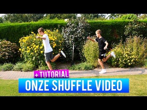 SHUFFLE VIDEO & HOE MOET JE SHUFFLEN / TUTORIAL