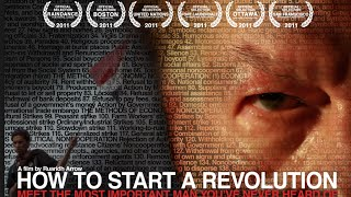 Gene Sharp - How to Start a Revolution Teaser