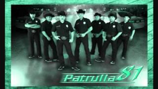 Patrulla 81 A Veces **Cancion Nueva** Mayo 2011