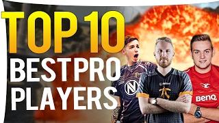 CS:GO - TOP 10 Best Pro Players of 2017 (Top 10)
