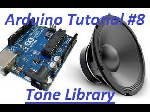 Arduino Tut. #8 - Arduino Tone & Sounds - Super Mario Theme
