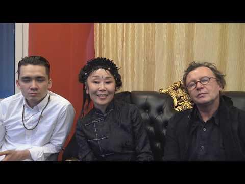 Эксклюзивное интервью с певицей Намгар