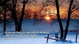 On the Death of the Beloved - John O'Donohue, Jackson Berkey