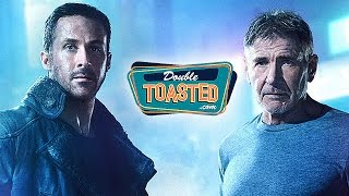 BLADE RUNNER 2049 OFFICIAL MOVIE TRAILER REACTION - Double Toasted Review