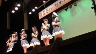 AKB48チーム8の「能登ふるさと博 オープニングイベント」ミニライブ定...