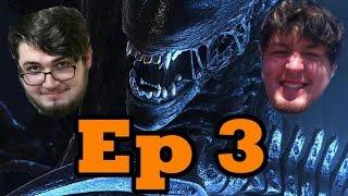 PresPlay!: Alien: Isolation Ep. 3 - PresPlay Presents: Gnawstic!