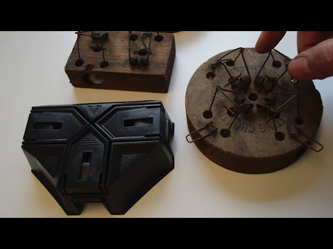 Victor Tri-Kill Mouse Trap In Action with Motion Cameras -Full Review-Mouse Trap Monday