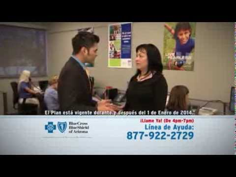 Affordable Care Act: Blue Cross Blue Shield of Arizona and Univision