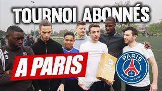 TOURNOI ABONNÉS À PARIS