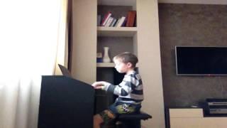 К Элизе ( на пианино )