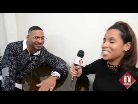 Stevie J Interview at Fashion Gxd Magazine Cover Shoot