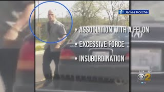 Guy Flashing Badge After Crash Really An Ex-Cop