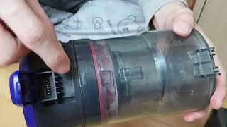 디베아청소기 필터분리방법