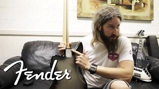 Baixar Fender Troy Sanders Jaguar Bass | Fender
