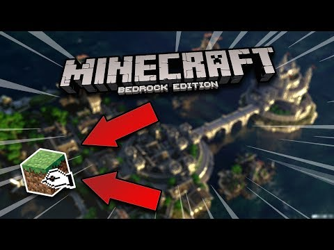 HOW To Get MCEdit For Minecraft BEDROCK Edition!!! Win10