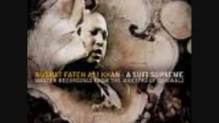 Nusrat Fateh Ali Khan - aj yadaan terian