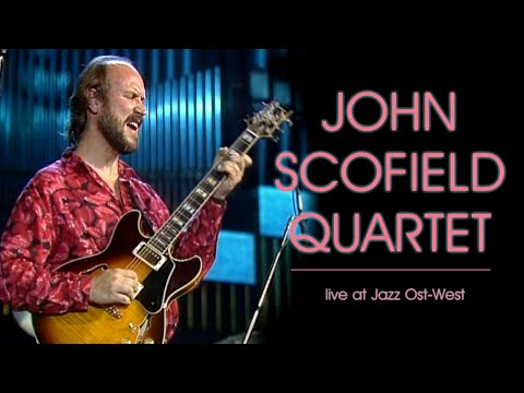 John Scofield Quartet - Live at Jazz Ost-West Festival 1990