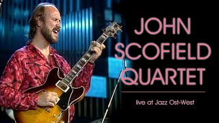 John Scofield Quartet - Live at Jazz Ost-West Festival 1990