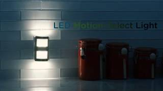 GE Motion Select LED Night Light (37299)