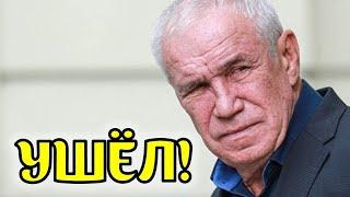 Сергей Гармаш Уходит! Известный актер отдал 36 лет жизни театру Современник