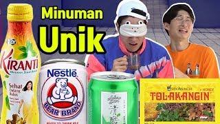 Download Teman Korea Minum Minuman Indonesia Unik Mp3 and Videos