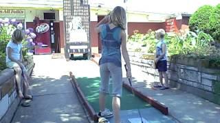 Bunny Hutch Mini Golf 8/9/2011 17