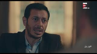 ذهول حسن بعد ما سمع أخبار غريبة من شعبان في السجن #أبو جبل