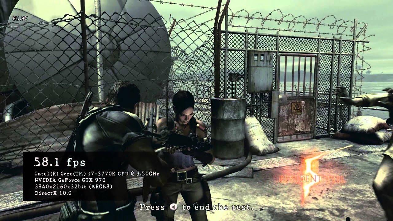 Resident Evil 5 Wallpaper 4k - 4k wallpaper