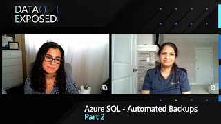 Azure SQL – Automated Backups (Part 2) | Data Exposed